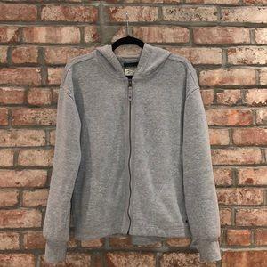 Prana zip up sweatshirt